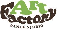 アートファクトリーダンススタジオ ロゴ