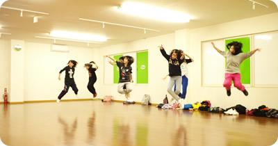 自信を持ってダンスを練習できる