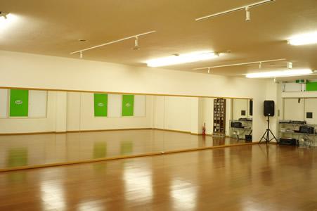 アートファクトリーダンススタジオ スタジオ写真